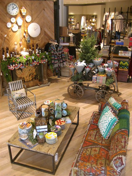 Anthropologie tent dreams for Home interior decor stores